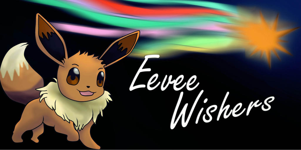Eevee Wishers group Logo by DesignsByMadeleine
