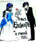 Enchanted to meet you