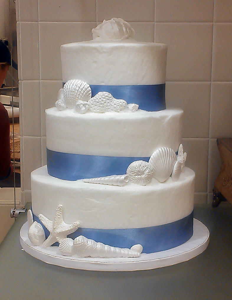 wedding cakes oceanside ca oceanside wedding cake by ayarel on deviantart 25160