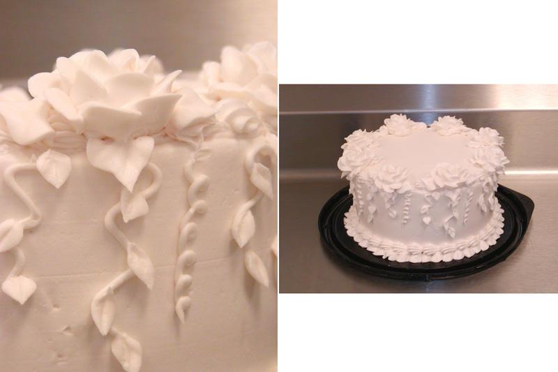 Spring Roses Wedding White by ayarel