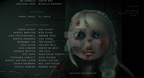 Astrid Survived, Ending Credits