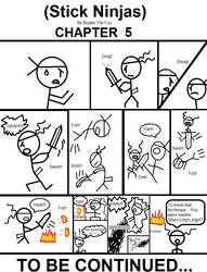 (Stick Ninjas) - Chapter 5