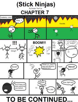 (Stick Ninjas) - Chapter 7