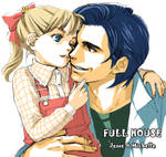Full House jesse and Michelle by taka0801