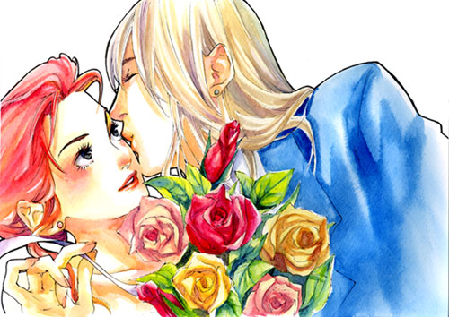Howl And Sophie 2 By Taka0801 On DeviantArt