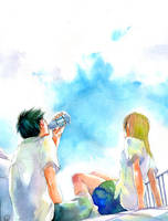 SUMMER by taka0801