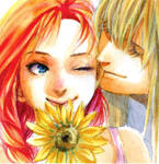 Howl and Sophie 7