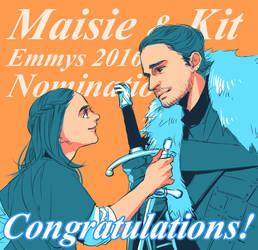 Maisie and Kit