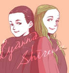 Lyanna and Shireen