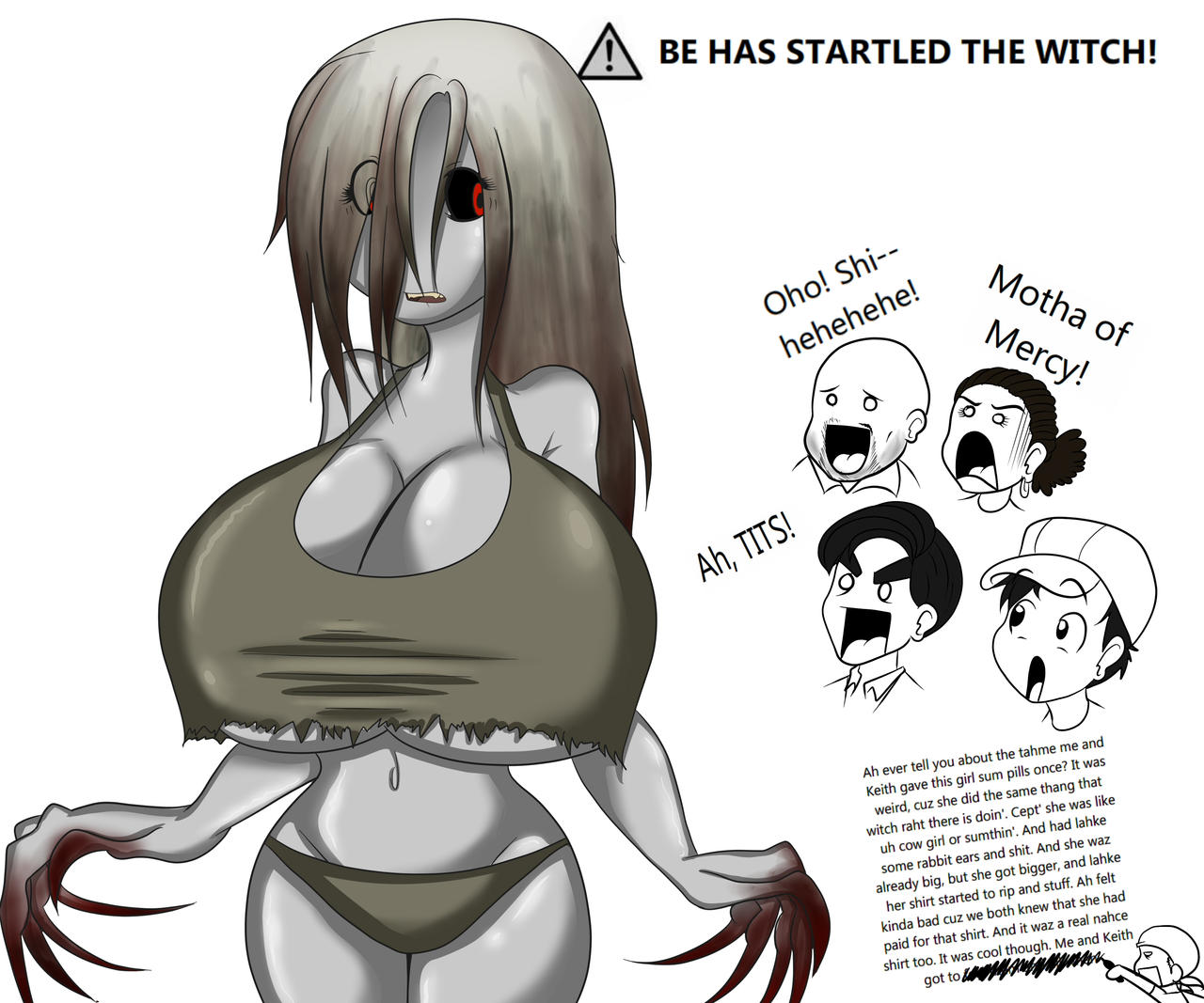Left 4 dead 2 naked witch naked girl