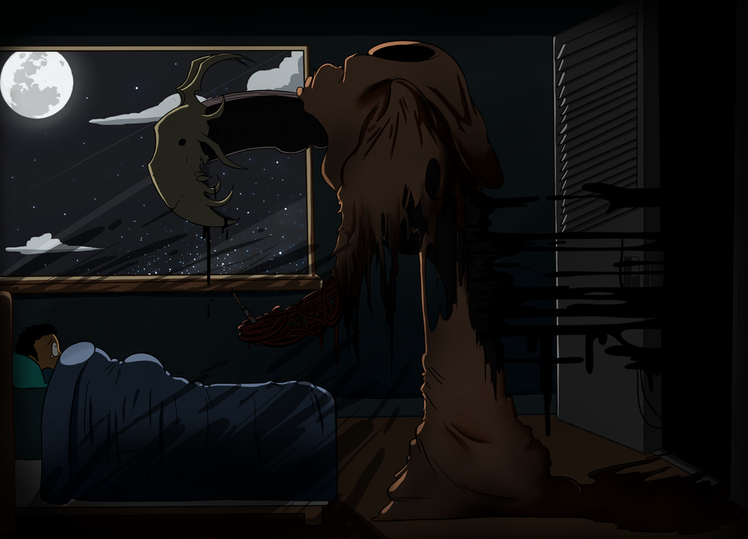 Shadow Eater By Blacksen On Deviantart