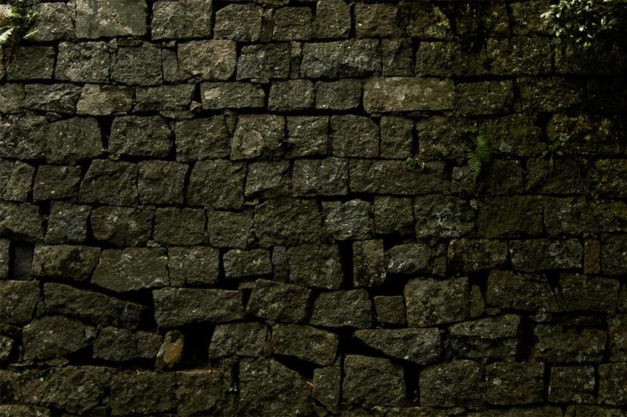Old brick wall by jrrhack