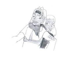 Scilla and Tenlar