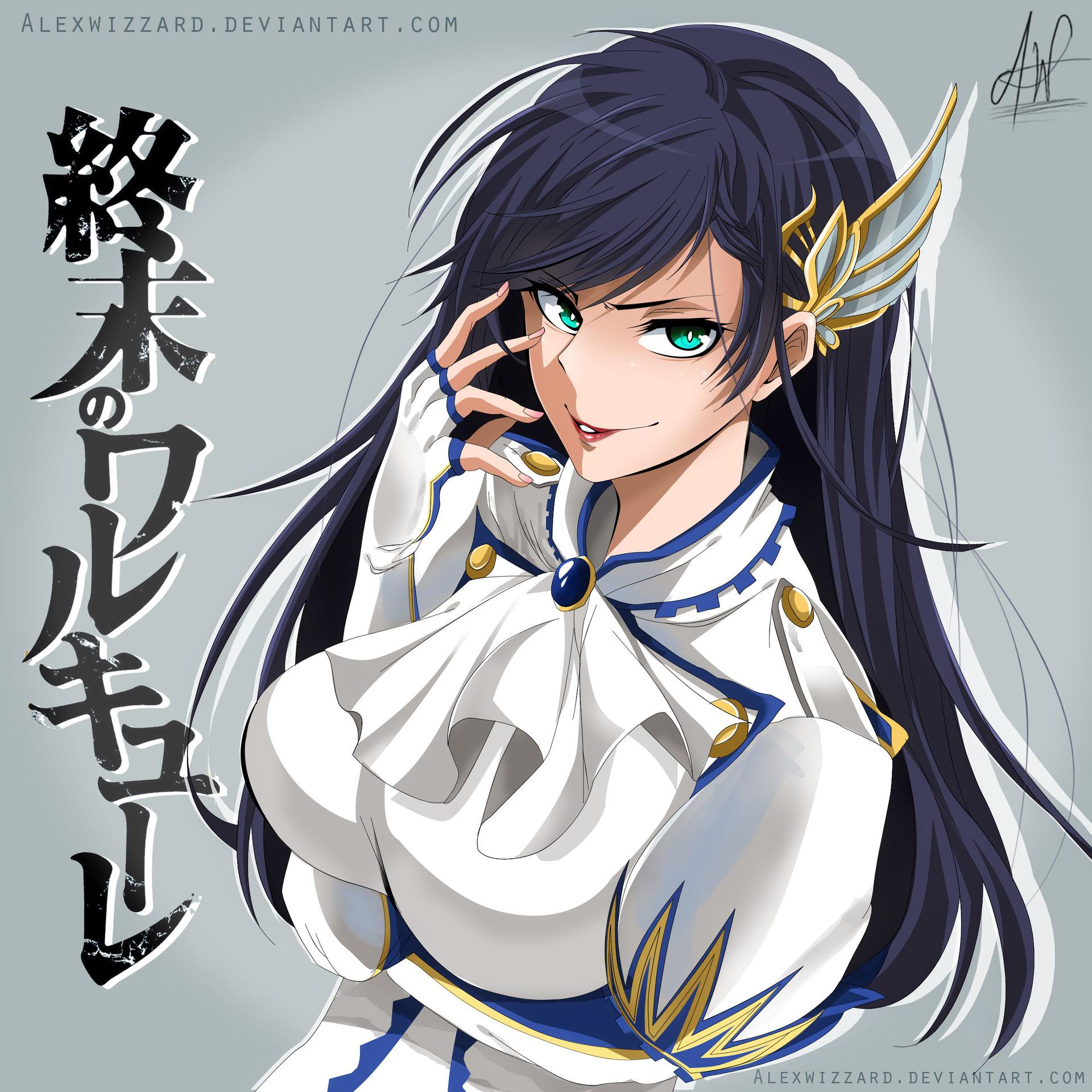 Shuumatsu no Valkyrie/Record of Ragnarok Brunhilde by AlexWizzard on  DeviantArt
