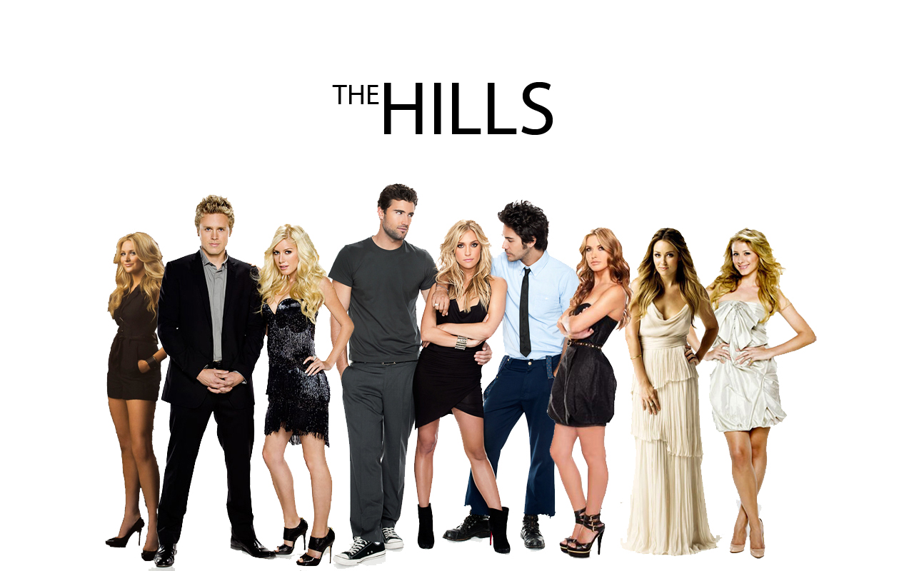 sexy the hills tv show