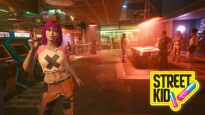 Lifepath: Street Kid - Cyberpunk 2077