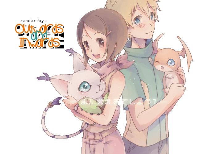Image - TK and Kari.jpg | DigimonWiki | Fandom powered by
