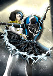 Dance of the Snow Queen by The-Artist-Marine