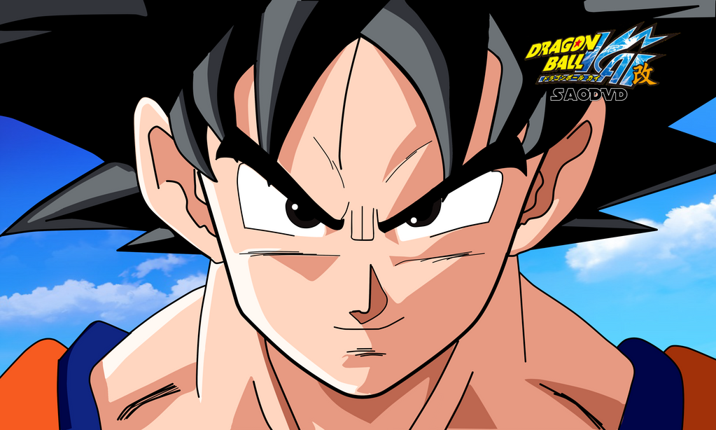 goku dragon ball kai by saodvd on deviantart