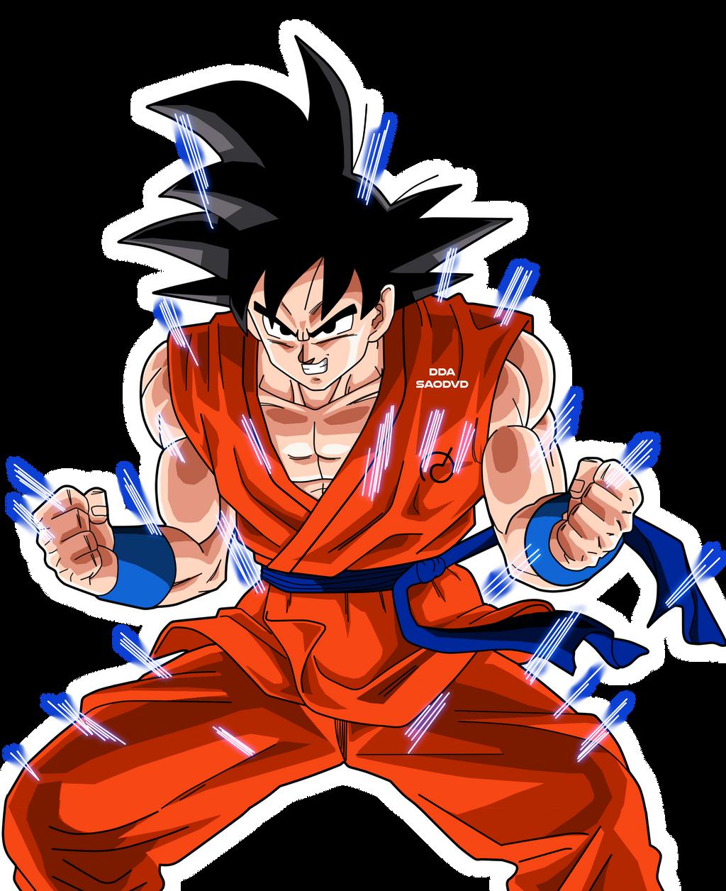 Gif animé de Goku et des images gratuites ~ Gifmania