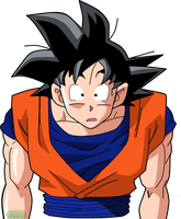 Goku Meme WTF by SaoDVD