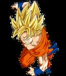 Goku SSJ Power