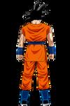 Goku de espaldas
