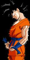 Goku Comming Soo by SaoDVD