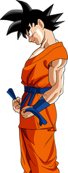 Goku Comming Soo by SaoDVD