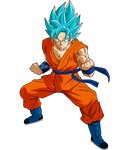 Goku SSGSS Power 4