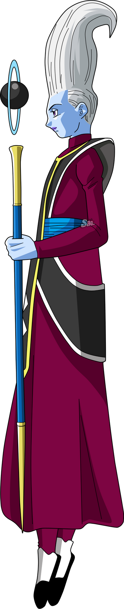 Whis DBS by SaoDVD
