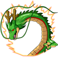 ShenLong Logo by SaoDVD