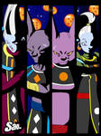 The Power in the Universe DBS