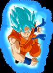 Goku SSGSS Power 8