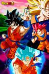 DragonBall Super - Salvamakoto/SaoDVD