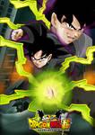 Goku Black  NaironKR / SaoDVD