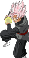 Goku Black SSGSS