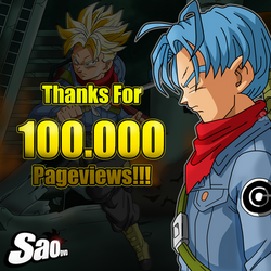 Thanks for 100.000 Pagesviews