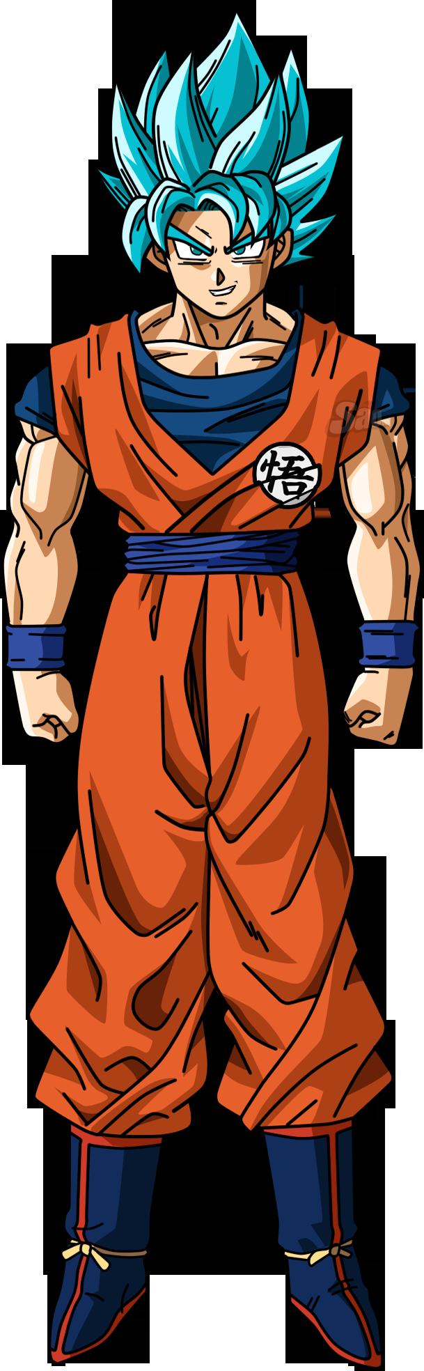 Goku Ssj Blue By Saodvd Songoku Related Keywords Long Tail