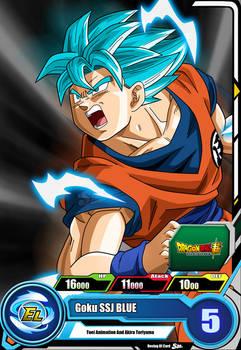 Goku Super DBH - Card
