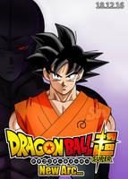 Dragon Ball Super New Arc by SaoDVD