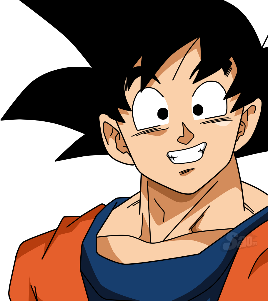 goku dbs by saodvd on deviantart
