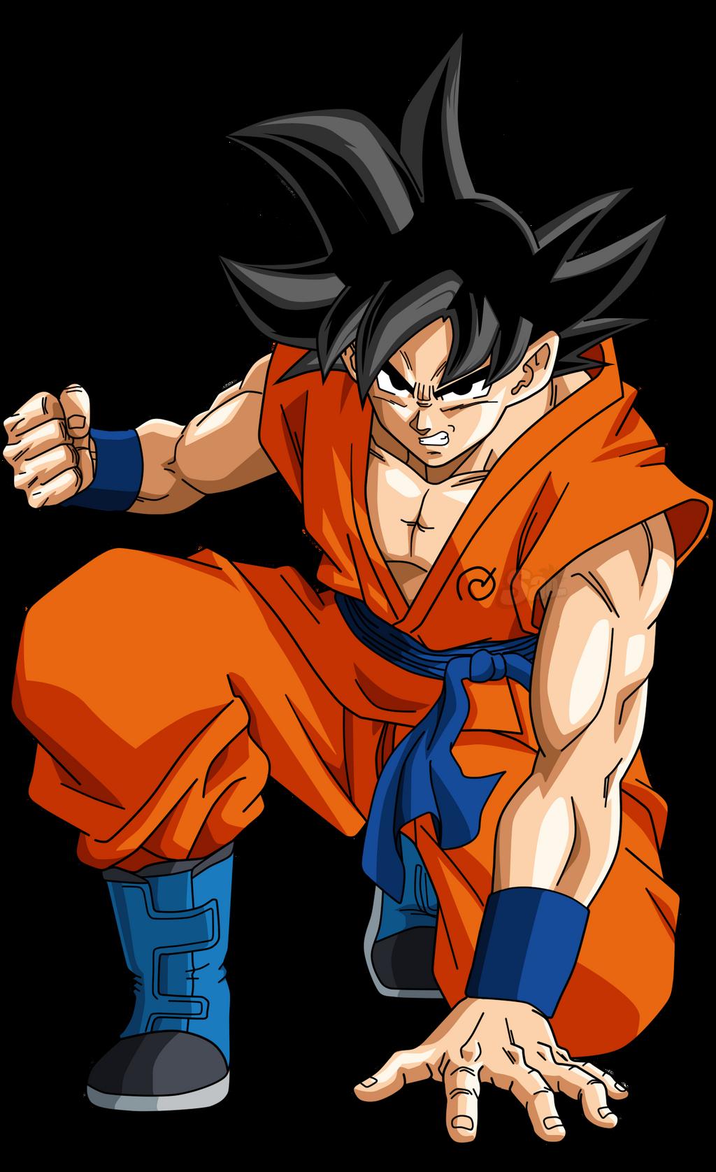 Goku Dbs 2 By Saodvd On Deviantart