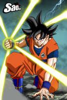 Goku - Poster by SaoDVD