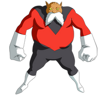 Toppo Fighter of the Universe 11 by SaoDVD