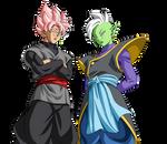Black y Zamasu #2