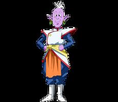 Iru - Kaioshin Of Universe 8 by SaoDVD