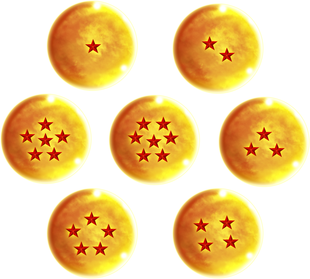 Dragon Balls Esferas Del Dragon By Saodvd On Deviantart