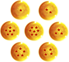 Dragon Balls - Esferas del Dragon by SaoDVD