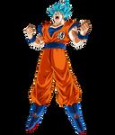Goku SSJ Blue #6